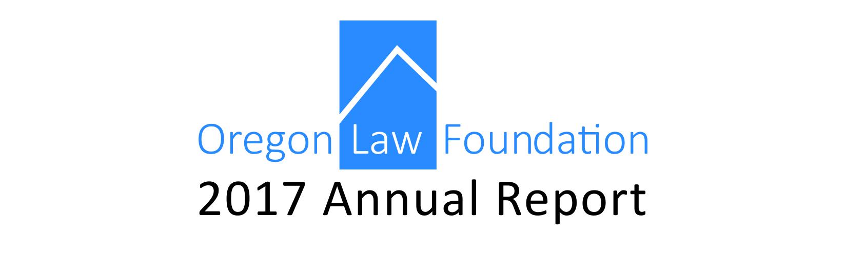 Oregon Law Foundation