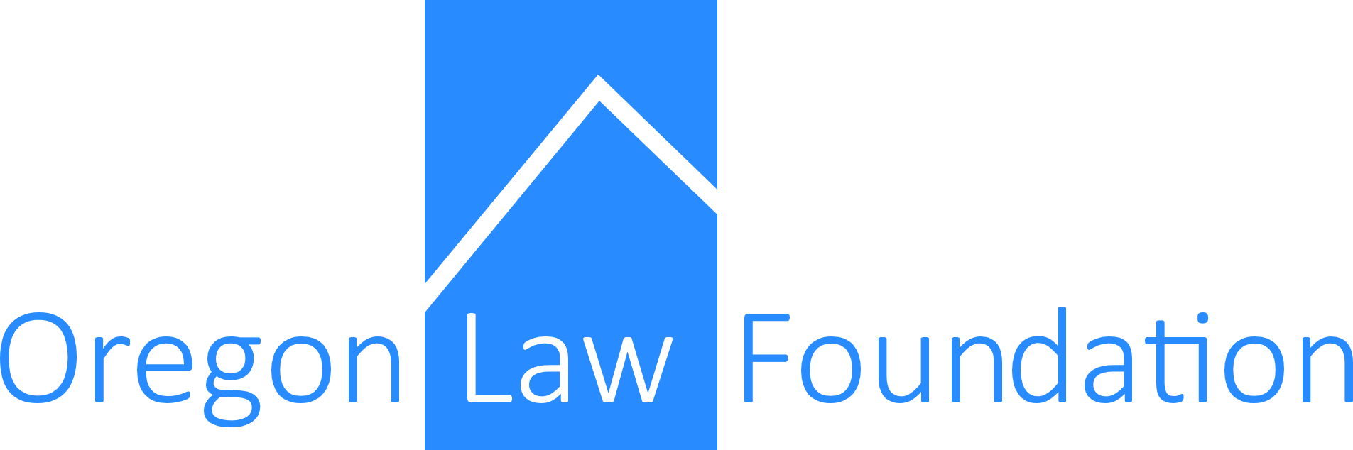 Oregon Law Foundation Logo
